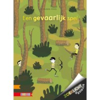 Leesboek Een gevaarlijk spel (avi E4)