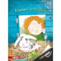 Leesboek Tranen om Stippie (avi E4)