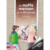 Leesboek De maffe mensen uit de Mooistraat (avi E4)
