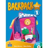 Backpack Gold - versie 1 (2010) | Jaargroep 5 - Level 1 | Leerlingenboek + cd-rom