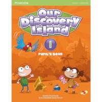 Engels leerlingboek 5, Our Discovery Island