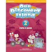 Engels leerlingboek 6, Our Discovery Island