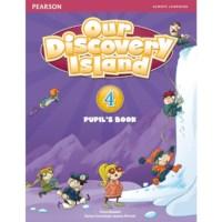 Engels leerlingboek 8, Our Discovery Island