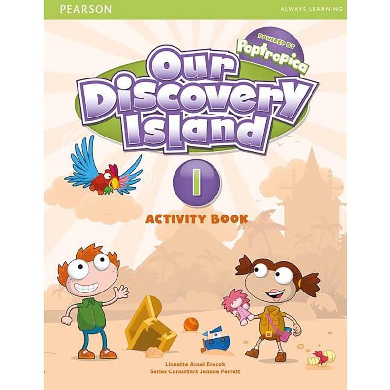 Engels werkboek 5, Our Discovery Island