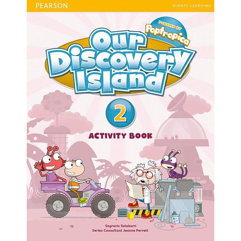 Engels werkboek 6, Our Discovery Island