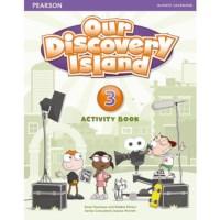 Engels werkboek 7, Our Discovery Island