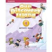 Engels werkboek 8, Our Discovery Island