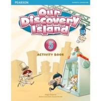 Engels leerlingboek 8+, Our Discovery Island