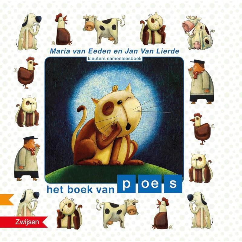 Kleutersamenleesboek Het boek van poes