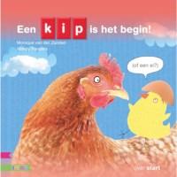 Kleutersamenleesboek Een kip is het begin (avi Start)