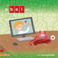 Kleutersamenleesboek  Ik bel je! (avi Start)