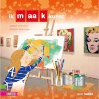 Kleutersamenleesboek Ik maak kunst (avi Start)