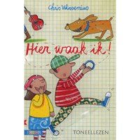Toneelleesboek Hier waak ik! (avi E4)