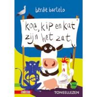 Toneelleesboek Koe, kip en kat zijn het zat (avi M3)