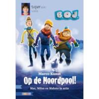 Jongensleesboek Op de Noordpool (avi E6)