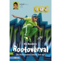 Jongensleesboek Roofoverval (avi M6)