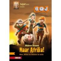 Jongensleesboek Naar Afrika! (avi M7)