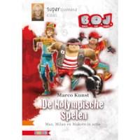 Jongensleesboek De nolympische spelen (avi M7)