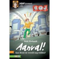 Jongensleesboek Aanval! (avi Plus)