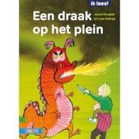 Leesboek Een draak op het plein (avi E3)
