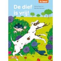 Leesboek De dief is vrij! (avi E3)