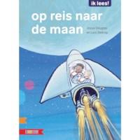 Leesboek Op reis naar de maan (avi Start)