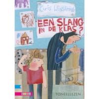 Toneelleesboek Een slang in de klas? (avi M4)