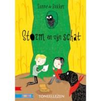 Toneelleesboek Storm en zijn schat (avi M5)