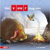 Kleutersamenleesboek Het vuur mag aan (avi Start)