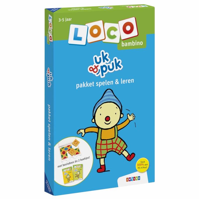Loco Bambino | Uk & Puk pakket spelen & leren
