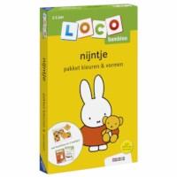Loco Bambino | Nijntje pakket kleuren en vormen