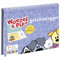 Getallenlegger | Woezel & Pip