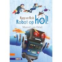 Jongensleesboek Robot op hol! (avi M4)