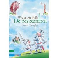 Jongensleesboek De reuzentrol (avi E4)