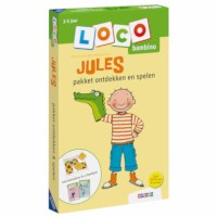 Loco Bambino | Jules pakket ontdekken en spelen