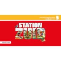 Roetsjboek 2 (E5), Station Zuid