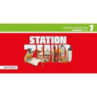 Roetsjboek M7/E7, Station Zuid