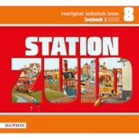 Leesboek 8.1, Station Zuid