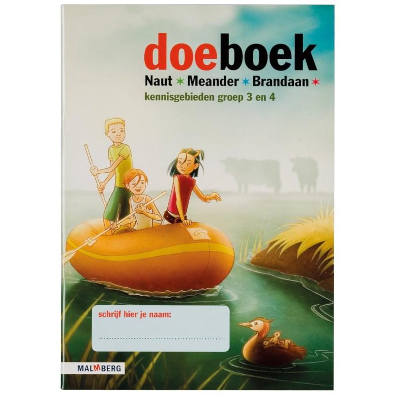Leer- en doeboek 3/4, Naut Meander Brandaan
