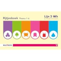 Rijtjesboek 3 ster thema 1-6, Lijn 3