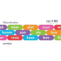 Woordmaker thema 1-3, Lijn 3
