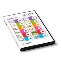 Lijn 3 - versie 1 (2014) | Klassikale materialen | Luister-cd