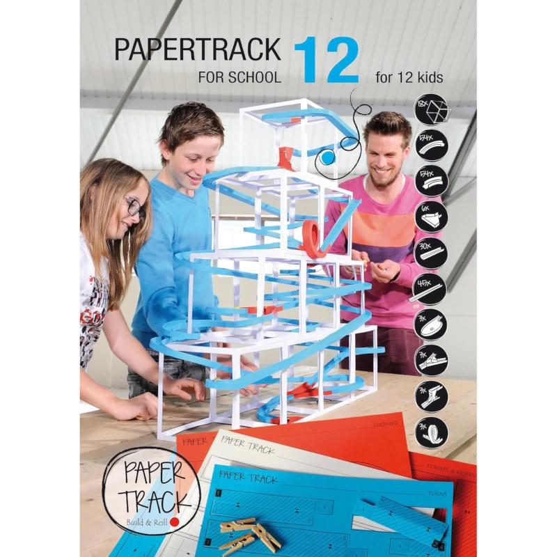 Papertrack | Set 1