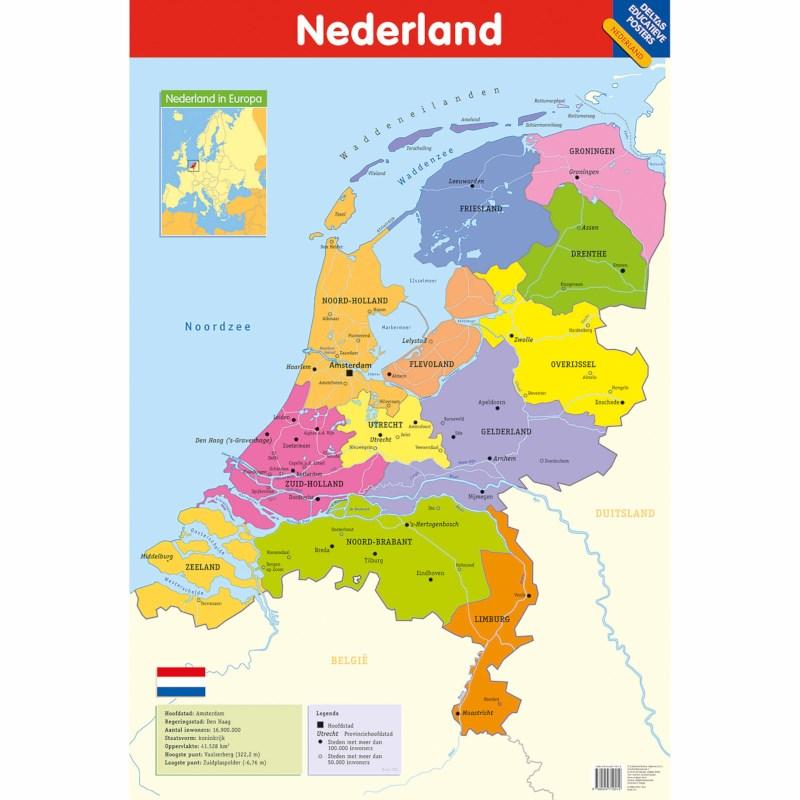 Nederland | Poster