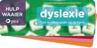 Hulpwaaier Dyslexie   Tips en strategieën bij de hand