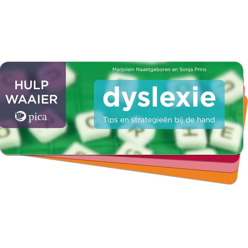 Hulpwaaier Dyslexie | Tips en strategieën bij de hand