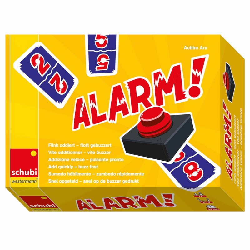Alarm! | Rekenspel