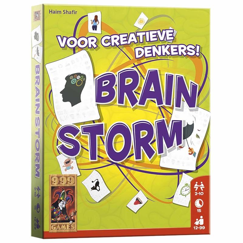 Brainstorm   999 Games