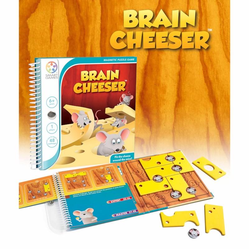 Brain cheeser   Smartgames
