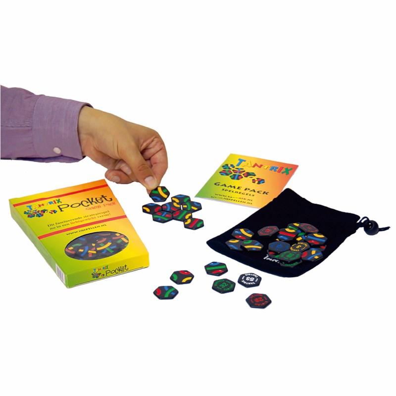 Tantrix pocket game